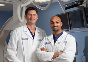 Dr. Mendell and Dr. Jagannathan